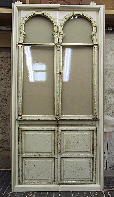 Beautiful Antique French Doors
