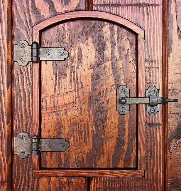 Door Latch Rustic Door Latch