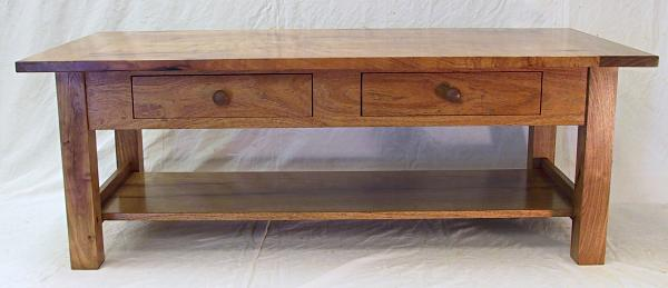 Mesquite Coffee Table Wgh Woodworking