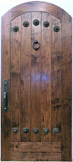 Hand Planed Alder Door Wgh Woodworking