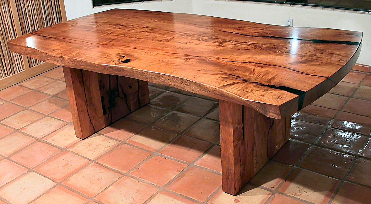 Mesquite Table Wgh Woodworking