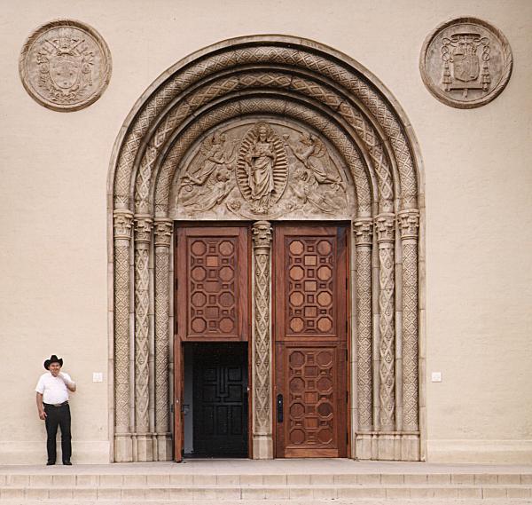 Sacred Heart Church Doors Wgh Woodworking